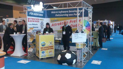 Lumi Technology at IT & Media Messe