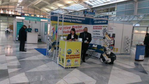 Lumi Technology at Sales Marketing Messe Munich