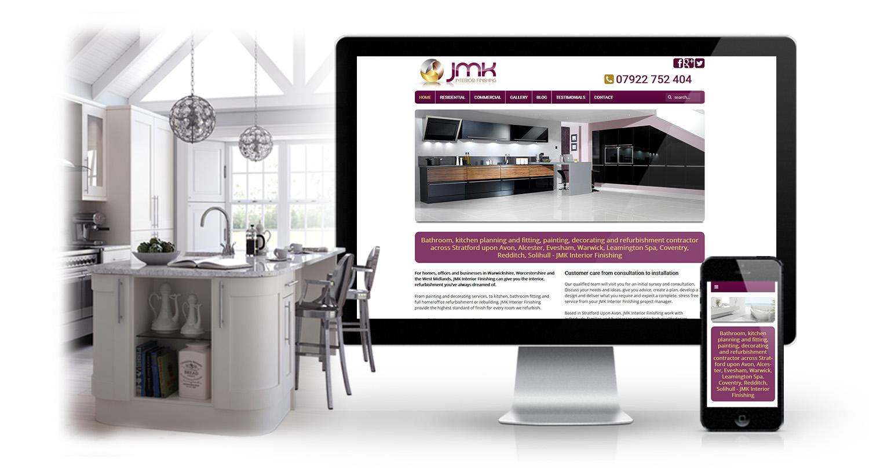 Internet Website Design For Interior Finishing Outsourcing Web Design Software Development For Uk Agencies